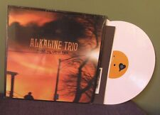 "Alkaline Trio ""Maybe I'll Catch Fire"" LP Pink Lawrence Arms Slapstick Broadways"