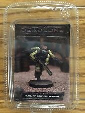 Deadzone, 2nd Edition: Mercenary Hund, Rin Bounty Hunter