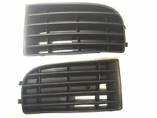 VW Golf 5 MK5 V 2003-2008 front bumper lower grille hole cap pair Left+Right