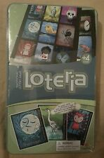 NIB Cardinal Traditional Lottery game Loteria sealed tin ages 4 + No ReadinG