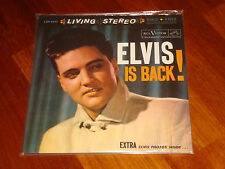 ELVIS PRESLEY Elvis is Back! RCA LIVING STEREO US 2x 200g LP LSP-2231 NEW SEALED