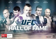 BRAND NEW UFC - Hall Of Fame (DVD, 2015, 7-Disc Set) R4 Chuck Liddell
