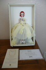 Gala Gown Silkstone Barbie BFMC NRFB Gold Label No More Than 6500 Worldwide