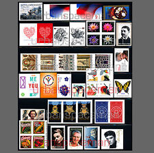 2015 Imperf Year Set Complete Singles Civil War Gifts Friendship Charlie Brown