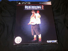 Nueva estatuilla Zombie Muerto Rising 2 Outbreak Collectors Edition PlayStation 3 PS3