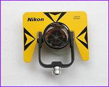 YELLOW NIKON SINGLE PRISM PRISMS WITH SOFT BAG FOR NIKON TOTAL STATION STATIONS