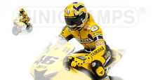 Figurine V.Rossi Moto GP Laguna 2005 limited edition 312050196 Minichamps 1/12