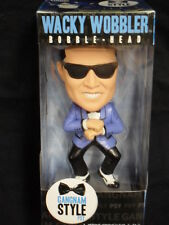 "PSY ""GANGNAM STYLE"" WACKY WOBBLER BOBBLE-HEAD. (FUNKO TOYS). COOL! JUST IN!!"