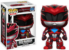 Power Rangers - Red Ranger Funko Pop! Movies: Toy