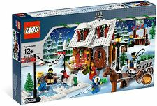 *BRAND NEW* Lego Winter Village BAKERY 10216 *LIGHTLY DENTED*
