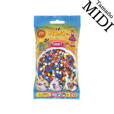 Bolsa Hama Beads MIDI, 1.000 piezas color Mix 00 (REF 207-00)