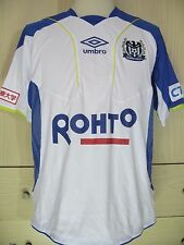 JUBILO IWATA FC JAPAN UMBRO 2008 VTG J-LEAGUE FOOTBALL PLAYER TRAINING SHIRT L