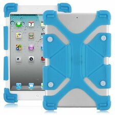 """Universal Shockproof Silicone Soft Case Cover For 7"""" 7.9"""" 8"""" 9.7"""" 10"""" 12"""" Tablet"""