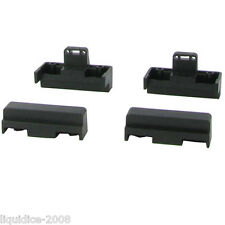 CT24AU02 AUDI A6 C4 MODEL 1994 to 1997 BLACK SINGLE DIN FASCIA ADAPTERS