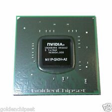 New NVIDIA N11P-GV2H-A2 GeForce GT 320M Graphic Video Card BGA Chipset w/ Balls