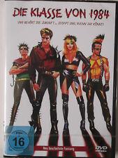 Die Klasse von 1984 - Gewalt, Terror, Gang, Schule - Micheal J. Fox, Perry King