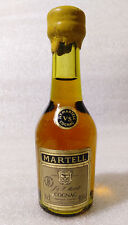 Old Vintage Mini Bottle ✱ MARTEL V. S. #2 ✱ Petit Bouteille Cognac France