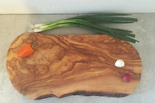 Cutting Board Olive Wood / Chopping Board / Serving Board, handcrafted, natural