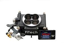 FiTech 30002 Go EFI 4 600hp Self Tuning Fuel Injection Conversion Matte Black