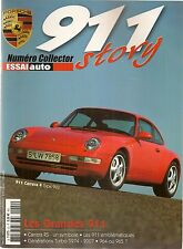 ESSAI AUTO HS 22 SPECIAL PORSCHE 911 964 964 930 993 996 997 CARRERA TURBO RS 2.