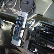 Car Ventilation Clip Holder Cradle for Samsung Galaxy S3 III / S4 Phone Stand