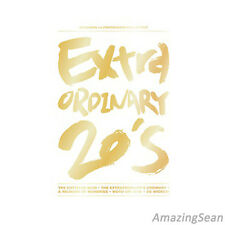BIG BANG Extraordinary 20's Repackage Photo Book Poster Post Card Korean KPOP