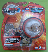 BAKUGAN BATTLE BRAWLERS : Chronos Booster Pack BTR-03 With Card (Korea Ver.)