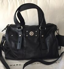 NWT Marc By Marc Jacobs Totally Turnlock Soft Leather Satchel Shifty Bag $478