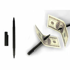 Hot Magic Pen Close Up Penetration Through Paper Dollar Bill Money Trick Tool