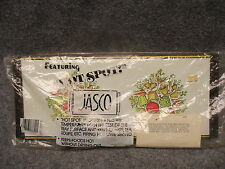 Retro Vintage 1970s Jasco Hot Spot Hot Plate 2 Burner Warming Tray NOS Veggies