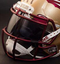 *CUSTOM* FLORIDA STATE SEMINOLES NCAA OAKLEY Football Helmet EYE SHIELD / VISOR