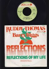 Ruddy Thomas & Barry Biggs - Reflections of my Life - 7 Inch Vinyl - HOLLAND