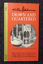 1964 DRAWN AND QUARTERED by Chas Addams FN- 5.5 1st Pocket Cardinal Paperback