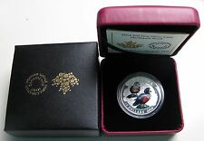 2014 Proof $10 Ducks of Canada #4-Harlequin Duck .9999 silver ten dollars