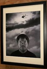 "Iconic Wall Art -12"" x16"" telaio, ICE CUBE stampa, MUSICA FOTO ancora"