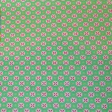 GUTERMANN Estate Loft tessuto verde e rosa. con la Fat Quarter