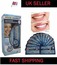 28 TEETH WHITENING White Strips Professional Home Tooth Whiter 3D Fast Bleaching