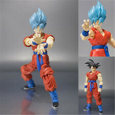 Dragon Ball Z SHF SH Figuarts Super Saiyan God Son Goku Variable Action Figur