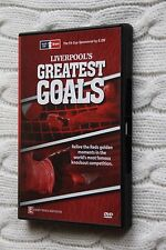 Liverpool's Greatest Goals (DVD), All Region. Like new, free shipping