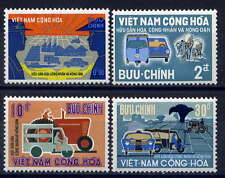 VIETNAM, SOUTH Sc#331-4 1968 Private Property Ownership MNH