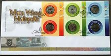 M'sia FDC Currency 18.1.2010 (a)