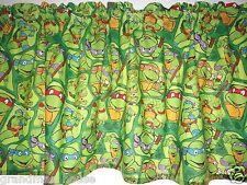 Teenage Mutant Ninja Turtles Childs Curtain Valance 100% Cotton