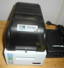 ZEBRA BRAVO DESKTOP THERMAL LABEL PRINTER- B2H-1U1DA000-C1 - PARALLEL/SERIAL INT
