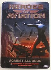 Heroes of Aviation (4 DVD Set 2007) Collector's Tin - Missing Disc #2