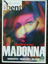 MADONNA Bent Magazine August 2007 STEVEN KLEIN Confession On A Dance Floor Promo