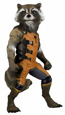 NECA Guardians of the Galaxy Rocket Raccoon Full Life Size Limited Edt Figure