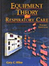 Equipment Theory For Respiratory Care by Gary White H/C FREE SHIPPING