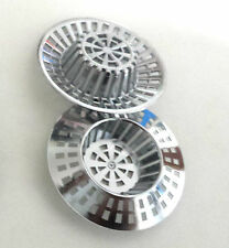 sink Strainer Kitchen Bath Basin Plug Hole Filter Hair Trap. CHROME.SMALL&LARGE