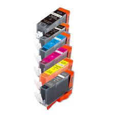 6 PK Premium Ink Cartridges for PGI-225 CLI-226 Canon MG6120 MG6220 MG8120