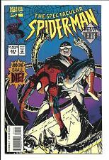 SPECTACULAR SPIDER-MAN # 221 (FEB 1995), NM-